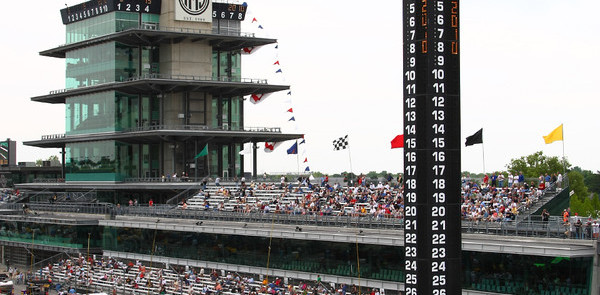 Behind the Barriers: Day two at Indy