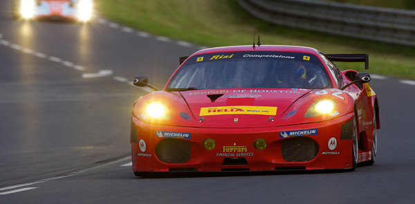 Risi streak ends at Le Mans