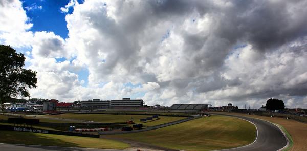 Stoneman lands homeland pole at Brands Hatch