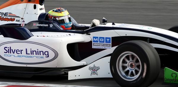 Stoneman runs away with Brands Hatch victory