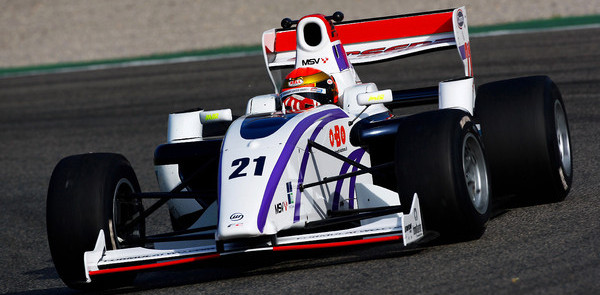 Vasiliauskas takes season finale victory in Valencia