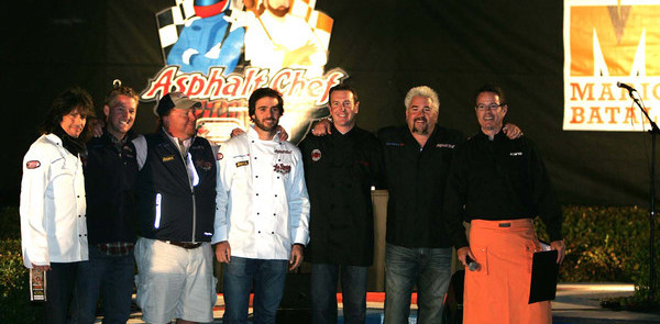 Asphalt Chef: Texan style fundraiser for kids