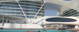 Formula 1 Hamilton kicks off Abu Dhabi with Friday fast time