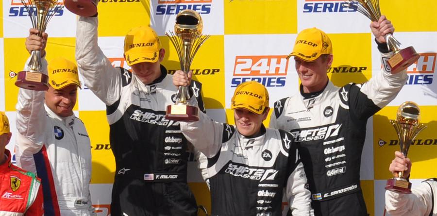 Team Schubert takes the Dubai 24H victory