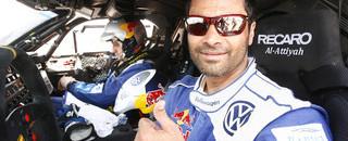 Dakar Volkswagen triumphant, Al-Attiyah/Gottschalk win