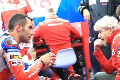 Olympia oder MotoGP: Wie Danilo Petrucci sein Training umgestellt hat