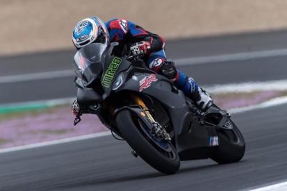 BMW in Jerez: Großer Optimismus bei Tom Sykes und Markus Reiterberger
