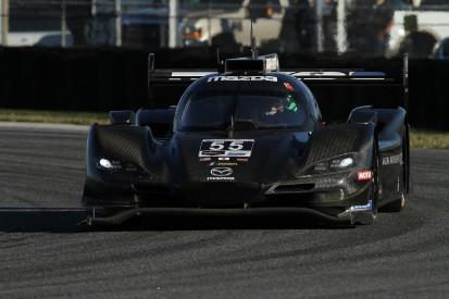 24h Daytona 2019: Mazda schlägt im zweiten Training zurück