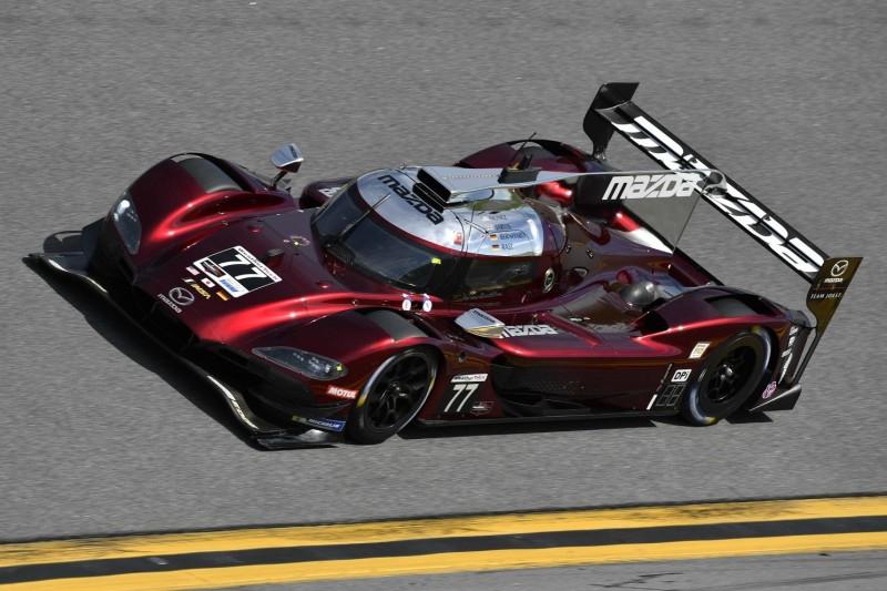 24h Daytona 2019: Mazda mit neuem Streckenrekord auf Pole