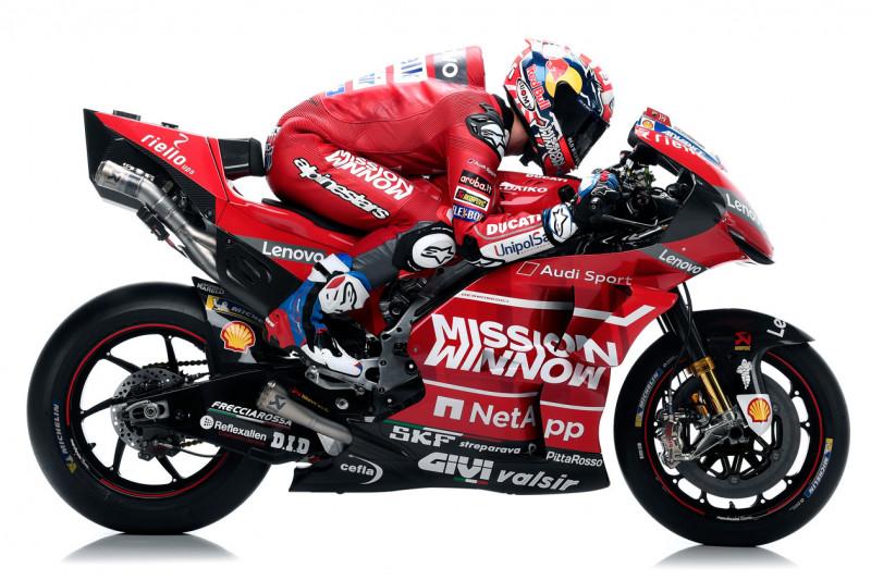 Angststrecken: Andrea Dovizioso nennt vier Kurse, die der Ducati nicht liegen