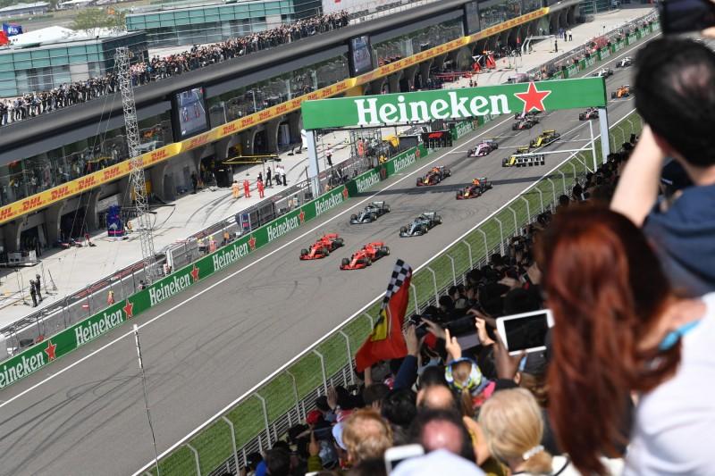 Dank Wirtschaftsboom: Formel 1 will zweites Rennen in China