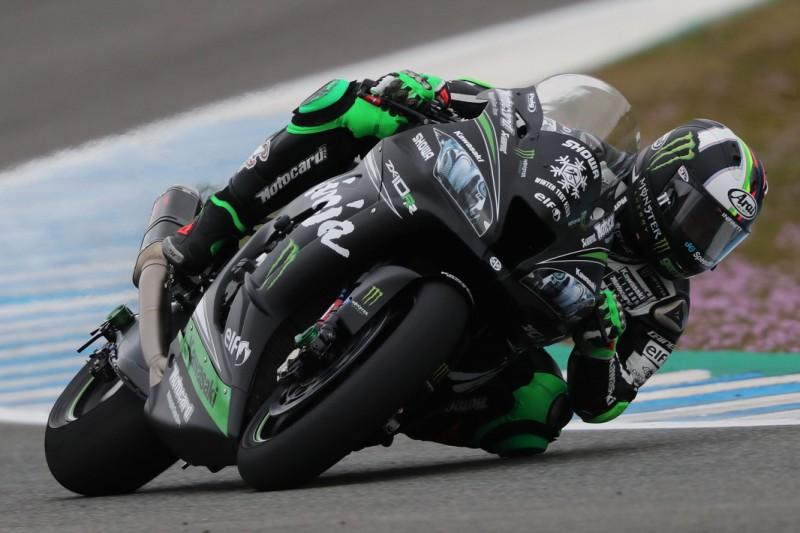 Kawasaki: Rea und Haslam noch schneller als die Zeiten vermuten lassen