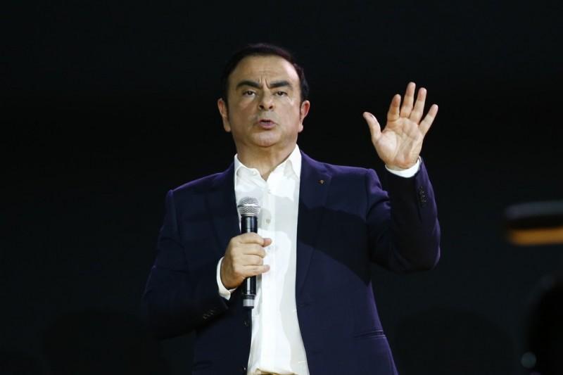 Carlos Ghosn offenbar als Renault-Konzernchef zurückgetreten