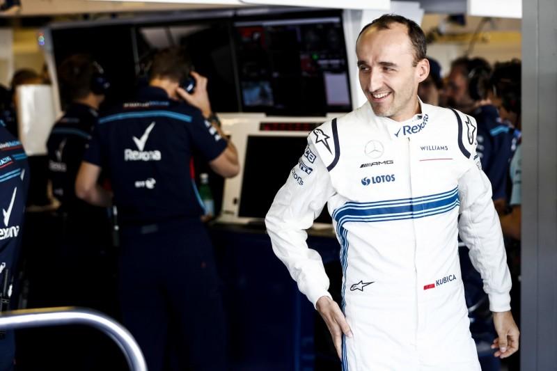 """Lowe: Robert Kubica hat vor einem Jahr """"nicht seine beste Leistung gezeigt"""""""