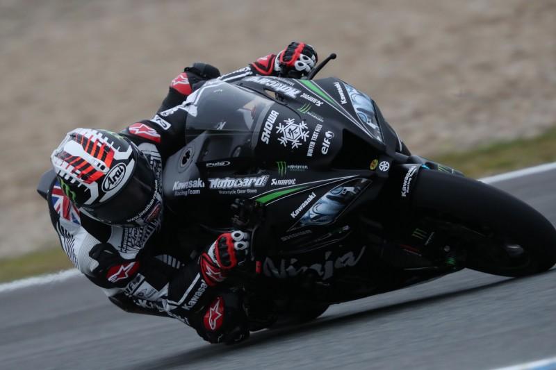 WSBK-Test Jerez: Rea fährt Bestzeit, BMW erstmals mit offiziellen Rundenzeiten