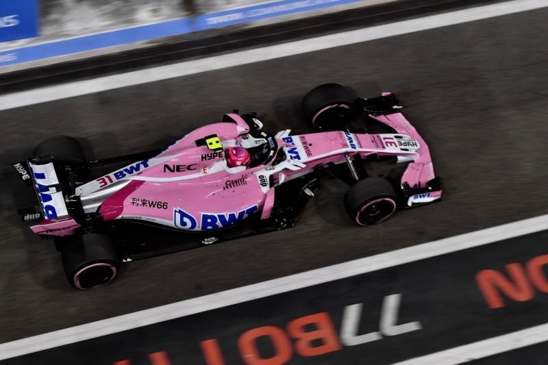 Bericht: Racing-Point-Teamfarben ändern sich durch neuen Großsponsor