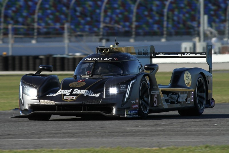 24h Daytona 2019: Cadillac schlägt im Abschlusstraining zurück