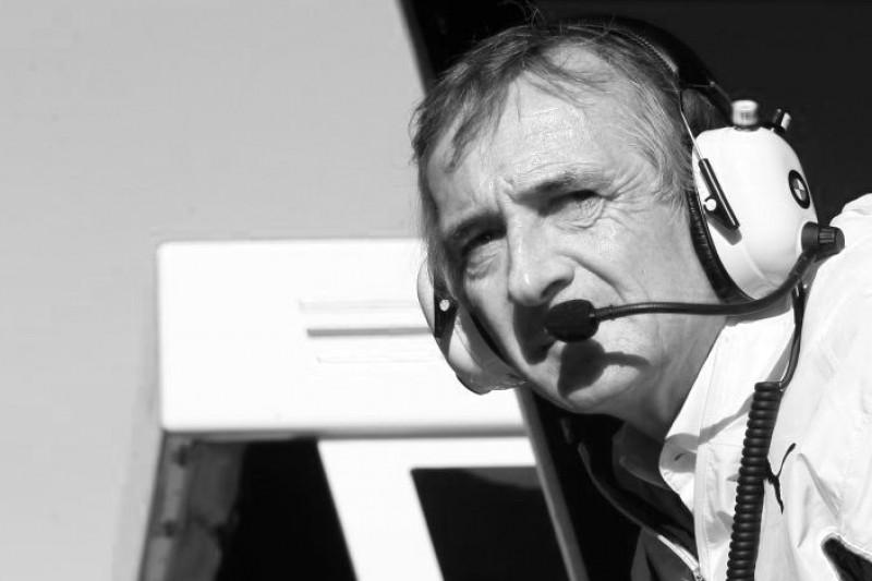 Ex-BMW-Teamchef Charly Lamm plötzlich verstorben