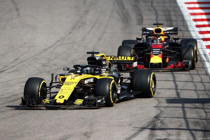 """Ricciardo-Testsperre schmeichelt Renault: """"Red Bull hat Angst vor uns"""""""