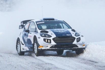 Valtteri Bottas: Anlaufschwierigkeiten bei erster Rallye