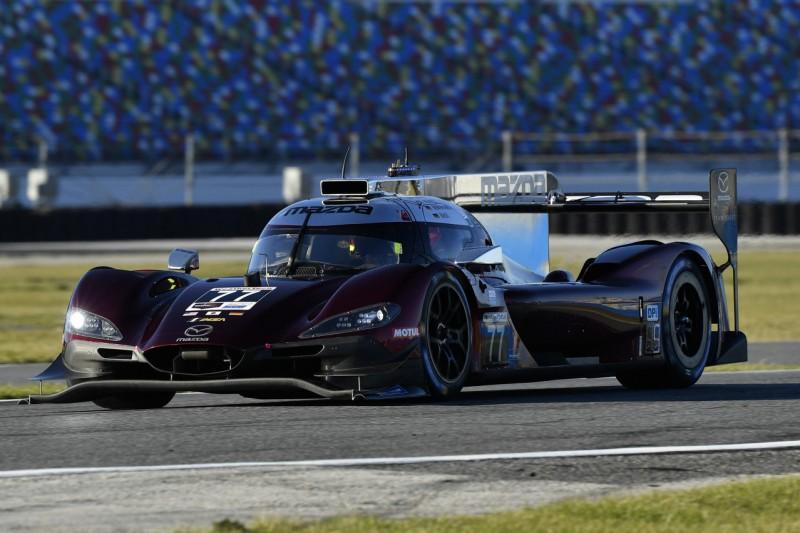 """Mazda-Zuverlässigkeit """"enttäuschend"""": Aus in Daytona"""