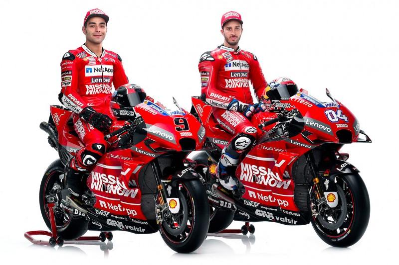 Starker Zusammenhalt bei Ducati: Wie Dovizioso Petrucci unter die Arme greift