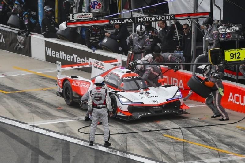 24h Daytona 2019: Großer Unfall beim Restart, Acura in Problemen