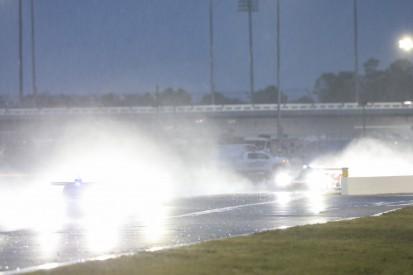 24h Daytona 2019: Zwei Stunden vor Schluss wieder Rot