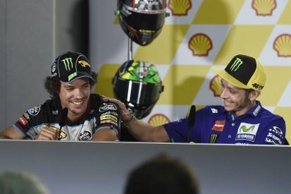 """Rossi-Schützling Morbidelli nun auch auf Yamaha: """"Wird uns beiden helfen"""""""