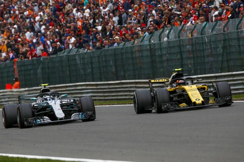 Renault: Reglementänderungen sollten Topteams härter treffen als Mittelfeld