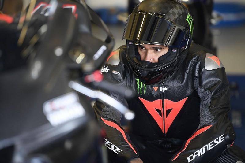 Petronas-Yamaha-Piloten laden Lewis Hamilton zu einem MotoGP-Test ein