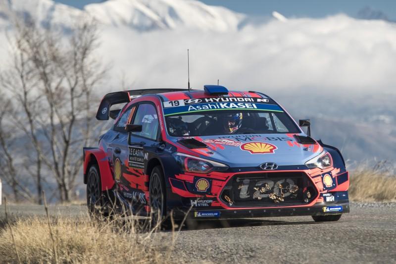 Platz vier beim Debüt: Sebastien Loeb kann's auch im Hyundai