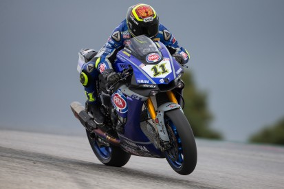 GRT-Yamaha: Cortese macht weiter große Fortschritte, Melandri rätselt