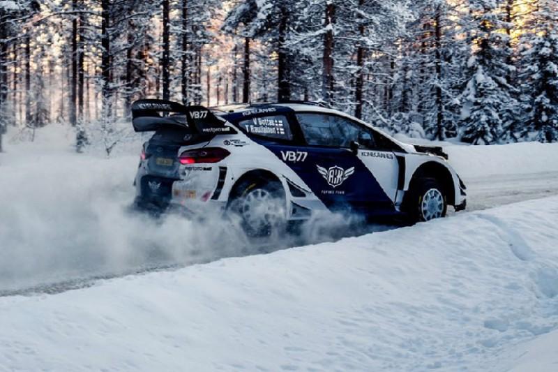 """Valtteri Bottas: Teamchef bescheinigt """"beeindruckendes"""" Rallye-Debüt"""
