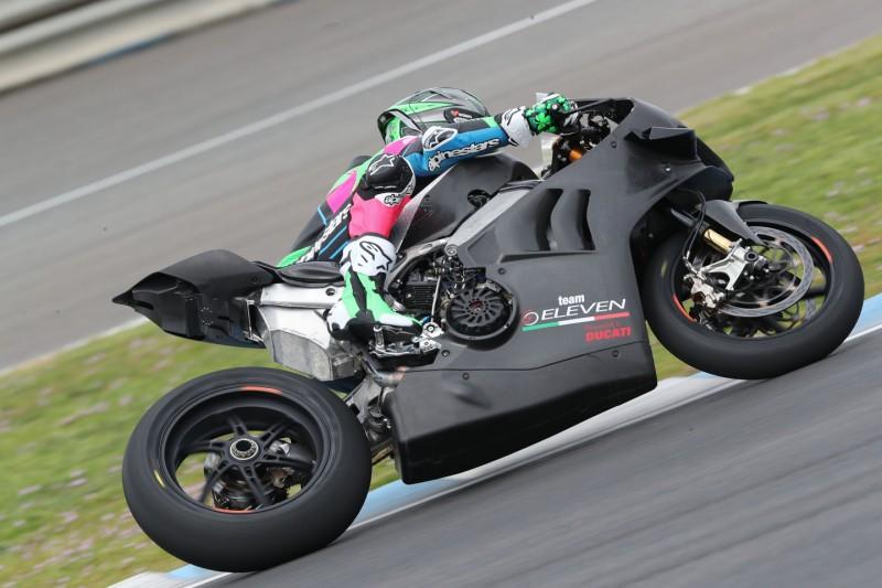 Eugene Laverty über V4-Ducati: Erste Euphorie weicht Ernüchterung