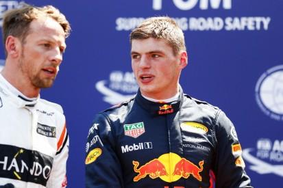Button: Max Verstappen muss 2019 um den Titel kämpfen