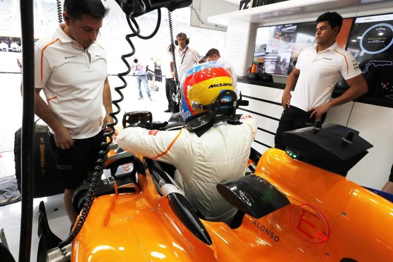 Alonso auf Schumachers Spuren: Schon in Barcelona im McLaren?