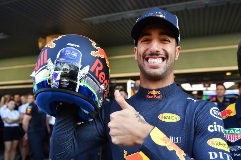 Renault hoffnungsvoll: Ist Ricciardo eine Abkürzung zur Spitze?