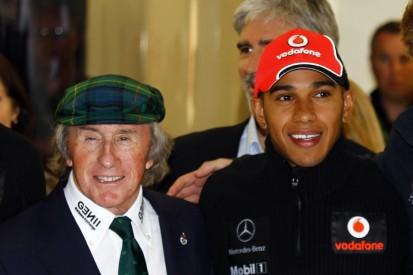 Jackie Stewart: Lewis Hamiltons Karriere hat auch mit Glück zu tun