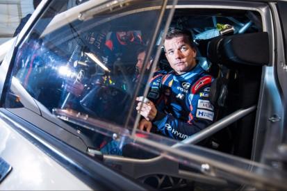 Sebastien Loeb baut heftigen Unfall bei Rallye-Testfahrten in Schweden