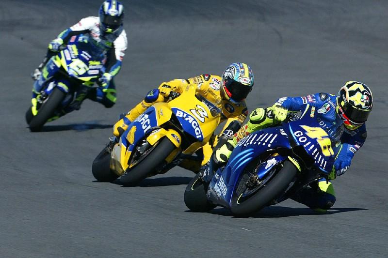 """Rossis Erinnerungen an ersten Yamaha-Sieg: """"Bike steht heute im Schlafzimmer"""""""