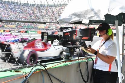 Kameras, Grafiken und mehr: Formel 1 will TV-Übertragungen verbessern