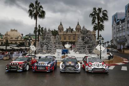 Diskussionen entbrannt: Zu wenig Monte Carlo bei der Rallye Monte Carlo?