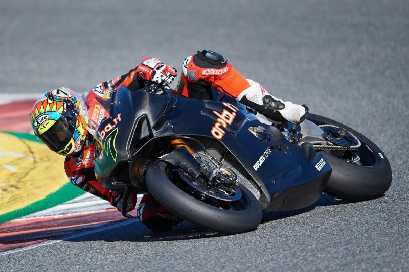 Chaz Davies enttäuscht: Ducati noch nicht konkurrenzfähig, Körper nicht fit