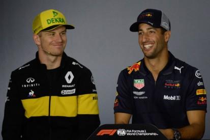 Renault erwartet gute Beziehung zwischen Hülkenberg und Ricciardo