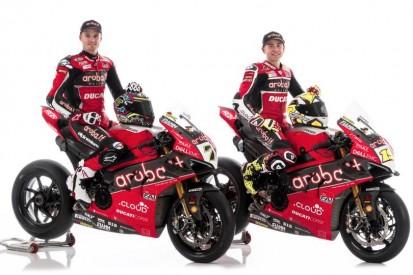 Ducati präsentiert die Panigale V4R für die Superbike-WM 2019