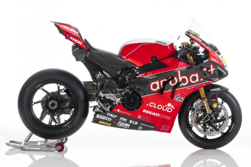 Ducati Panigale V4R: Die technischen Daten des WM-Superbikes für 2019