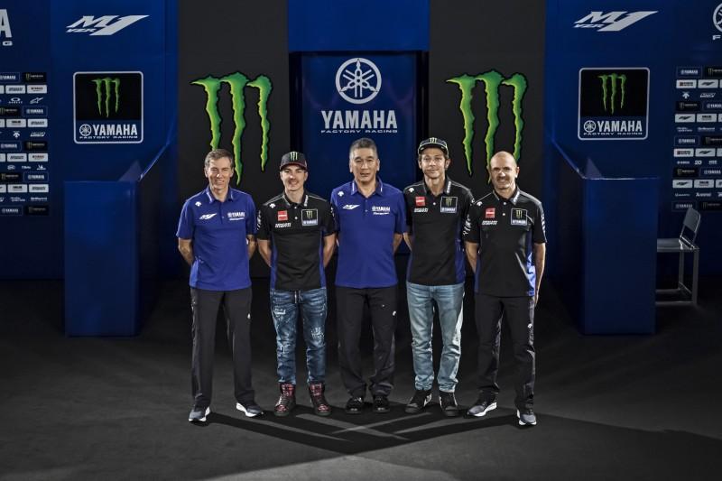 Personelle Veränderungen: Wie sich das Yamaha-Team 2019 neu aufstellt