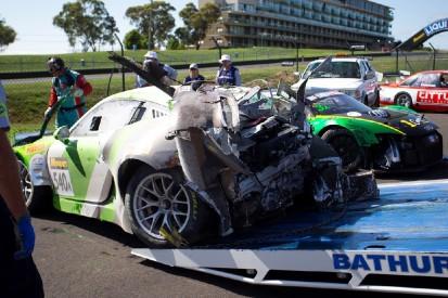 Feuerwehr-Zuschauer äußert sich zur Porsche-Löschaktion in Bathurst