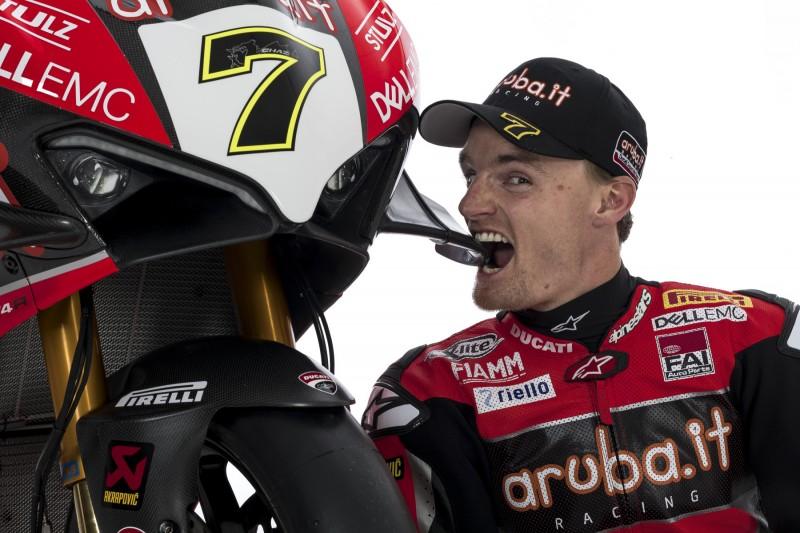 Chaz Davies: Jonathan Reas Testzeiten sorgen bei Ducati nicht für Aufregung